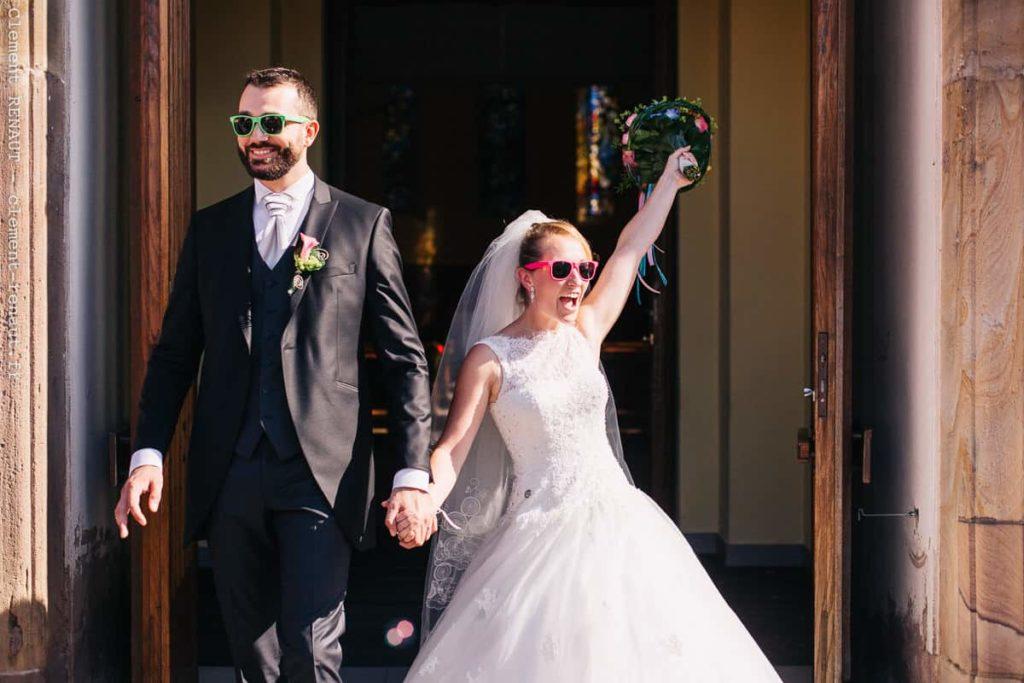 Photographe de mariage au Château de l'Ile à Ostwald  -