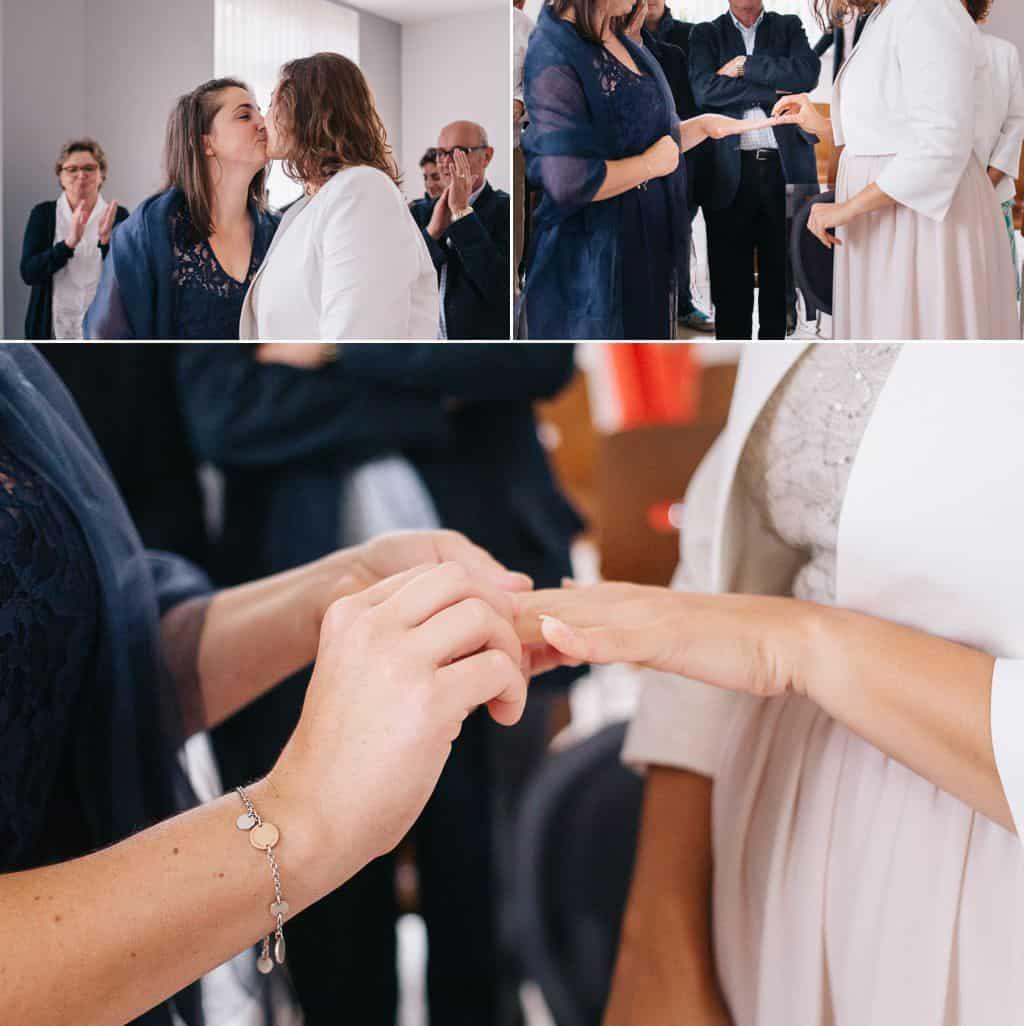 Mariage lesbien à truchtersheim