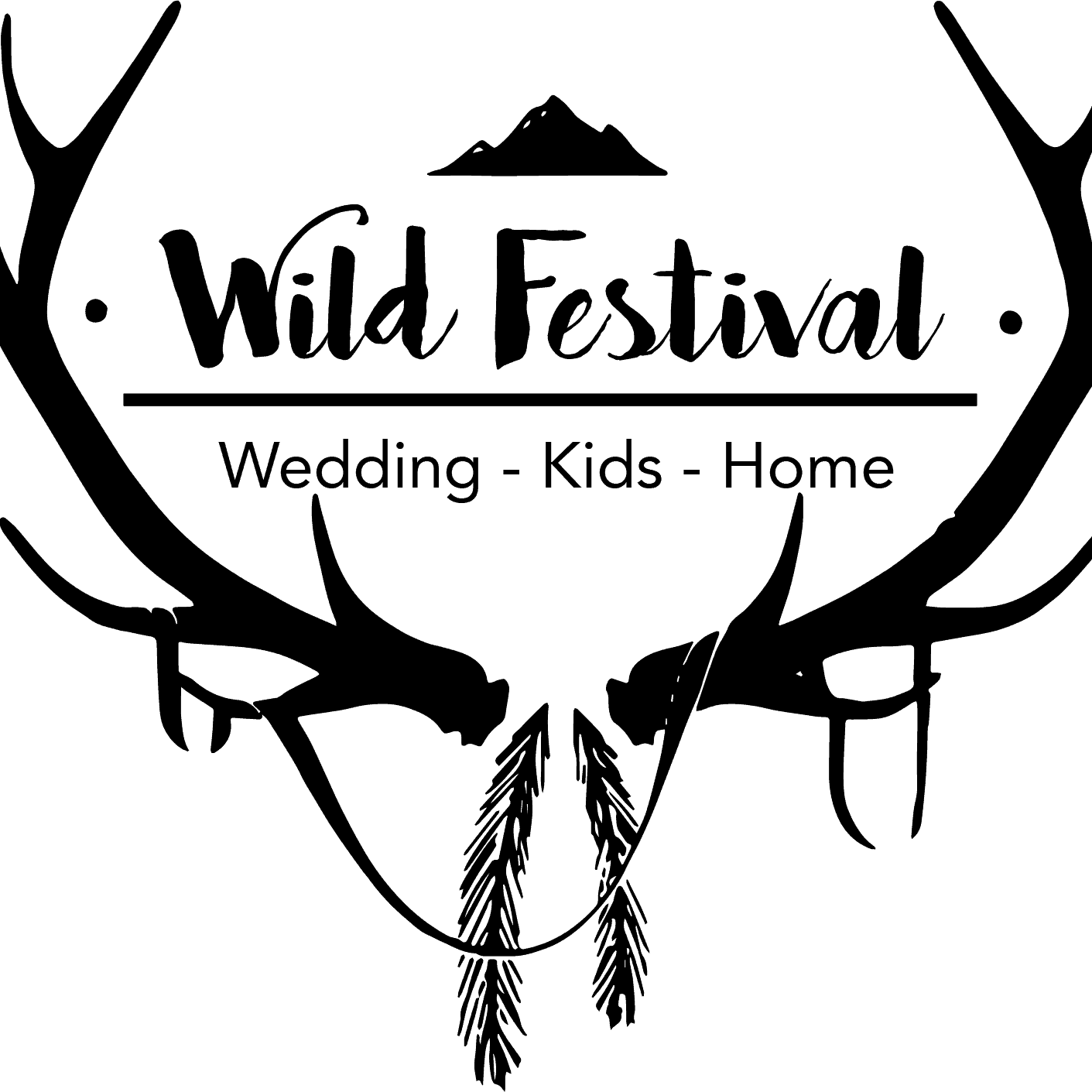 Logo du Wild Wedding Festival