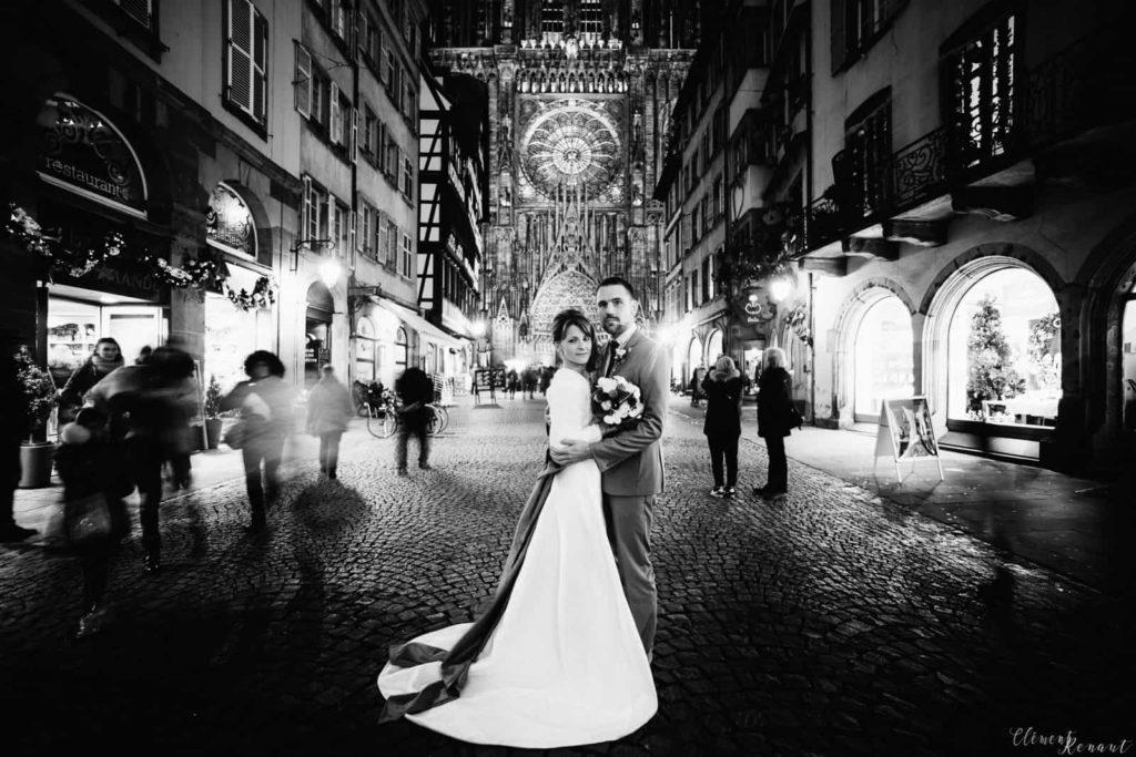 Mariage intimiste à Strasbourg  -