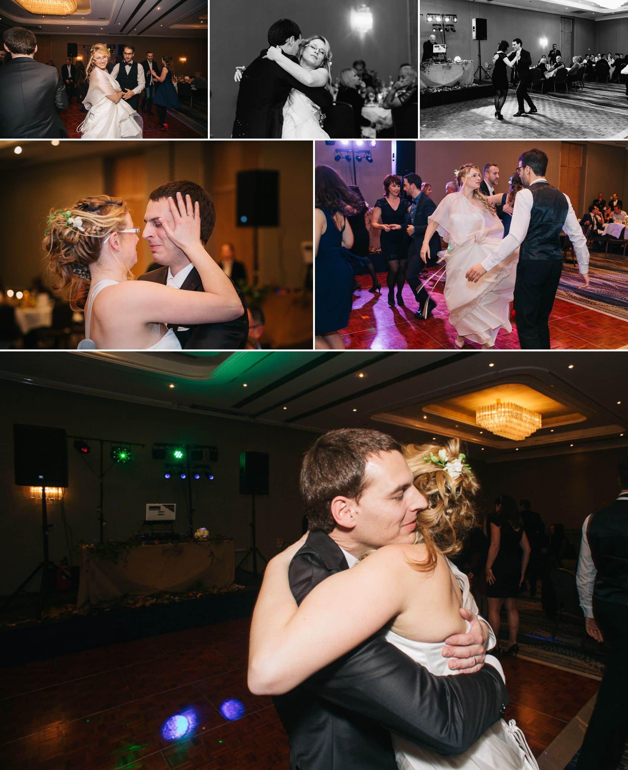 Le mariage au hilton de strasbourg