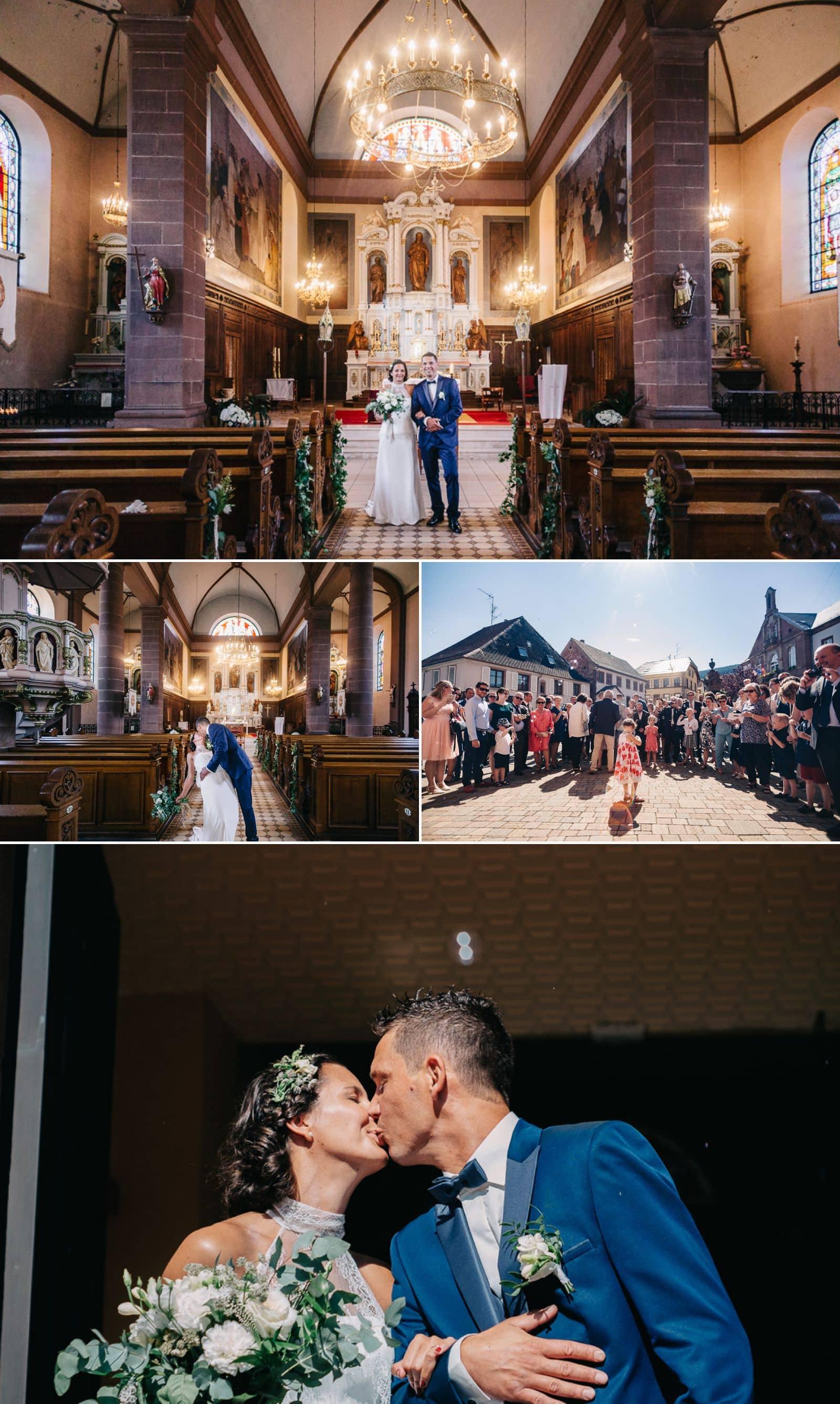 mariage à l'Ermitage du Rebberg