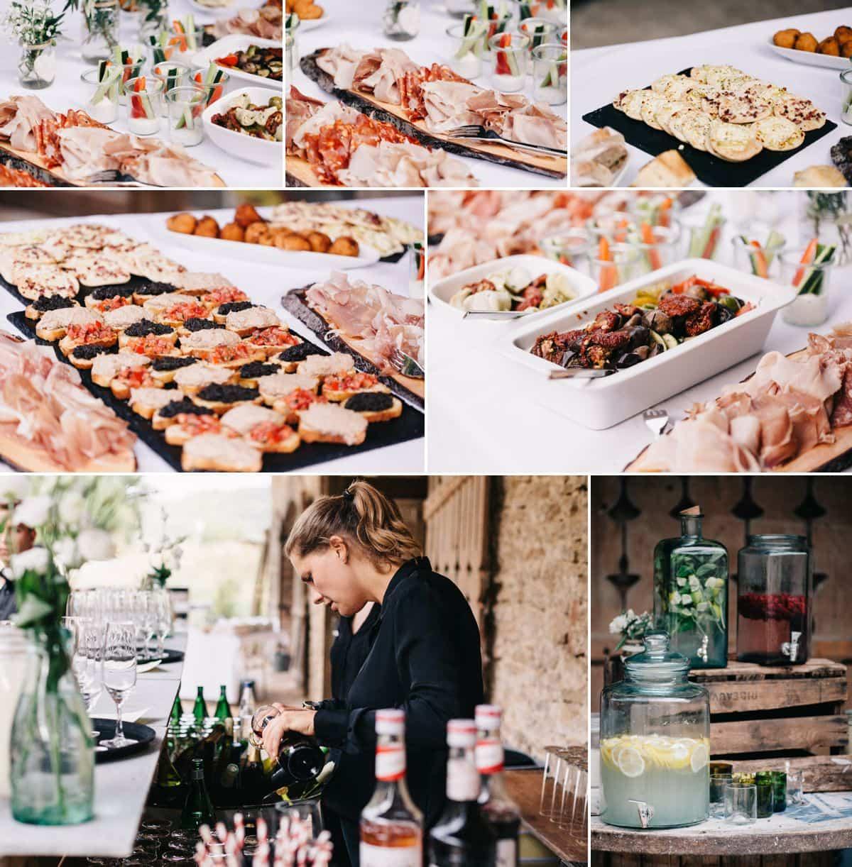Le cocktail italien au Morimont