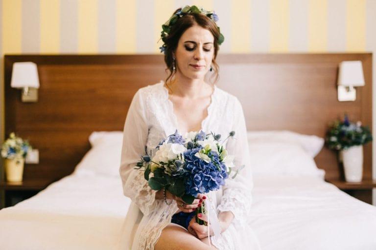 Photographe de mariage - Les préparatifs de la mariée