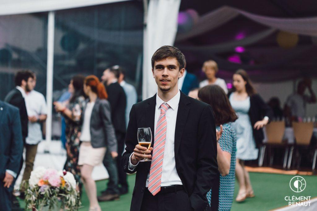 Cocktail du Mariage au Floessplatz