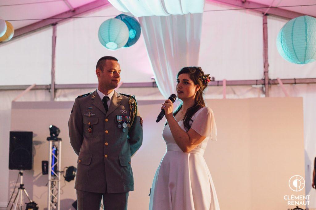 La soirée du mariage du Floessplatz