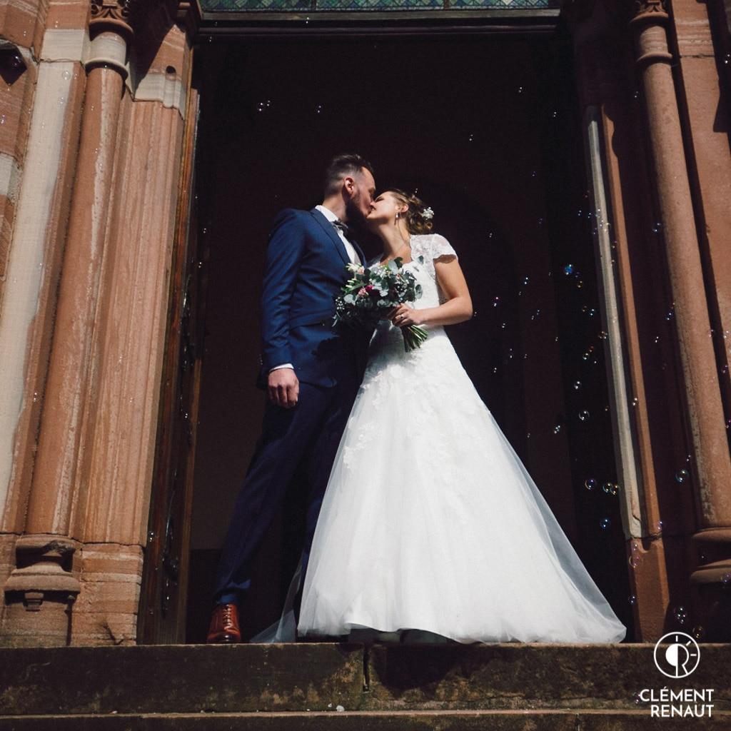 Reportage photo de mariage en Alsace -