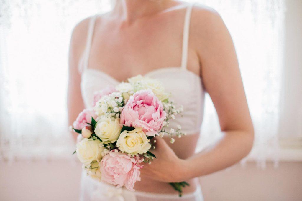 Séance photo boudoir de la mariée 1
