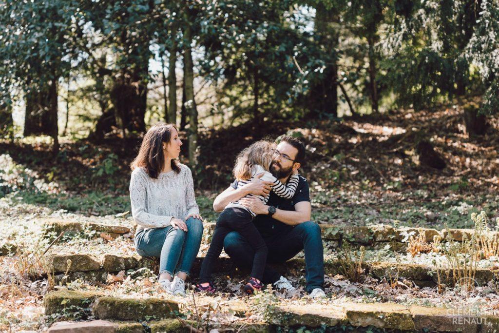 Séance photo famille à Obernai -