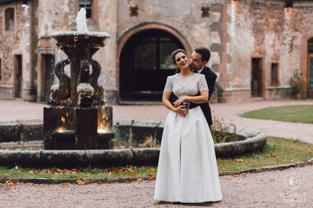Mariage au Château de Thanvillé - Chic et Romantisme 19