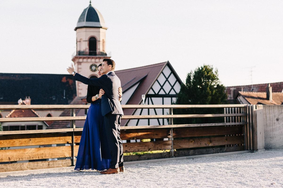 Mariage à l'Hotel Val-Vignes - St Hippolyte  -