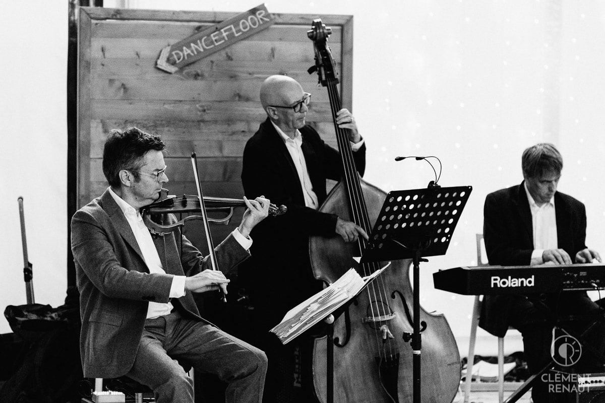 Qaui de l'ill Jazz au Chateau de Thanville