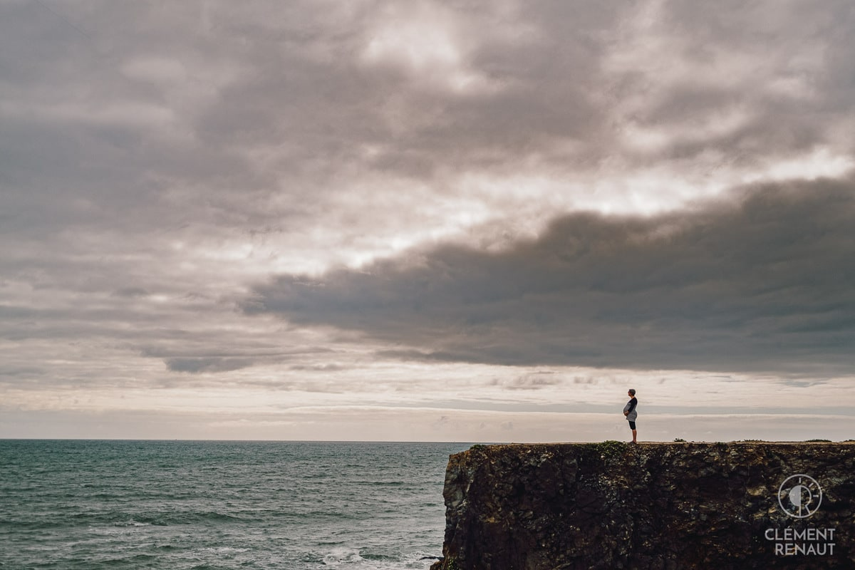 séance photo grossesse en Vendée