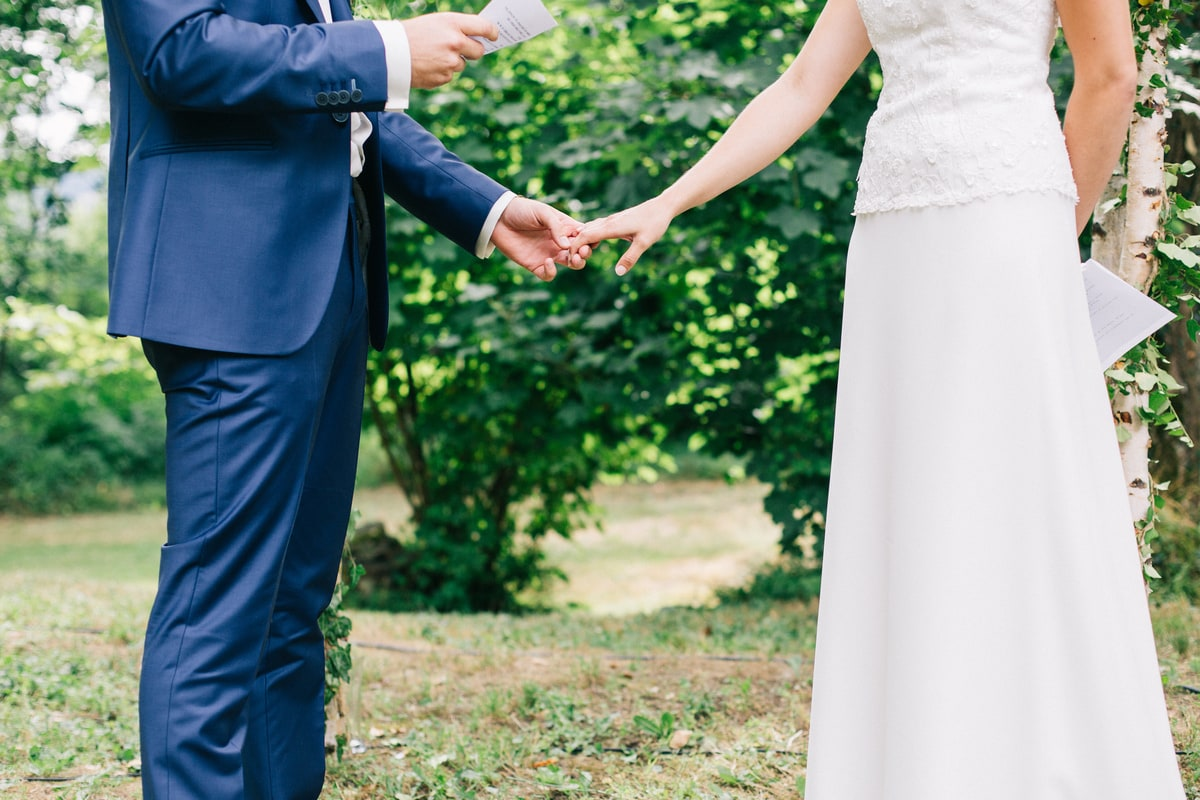 Mariage à l'Ermitage du Rebberg -