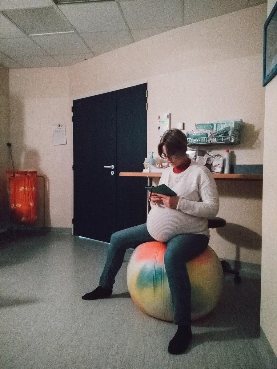 Reportage accouchement - Photographe de Maternité 8