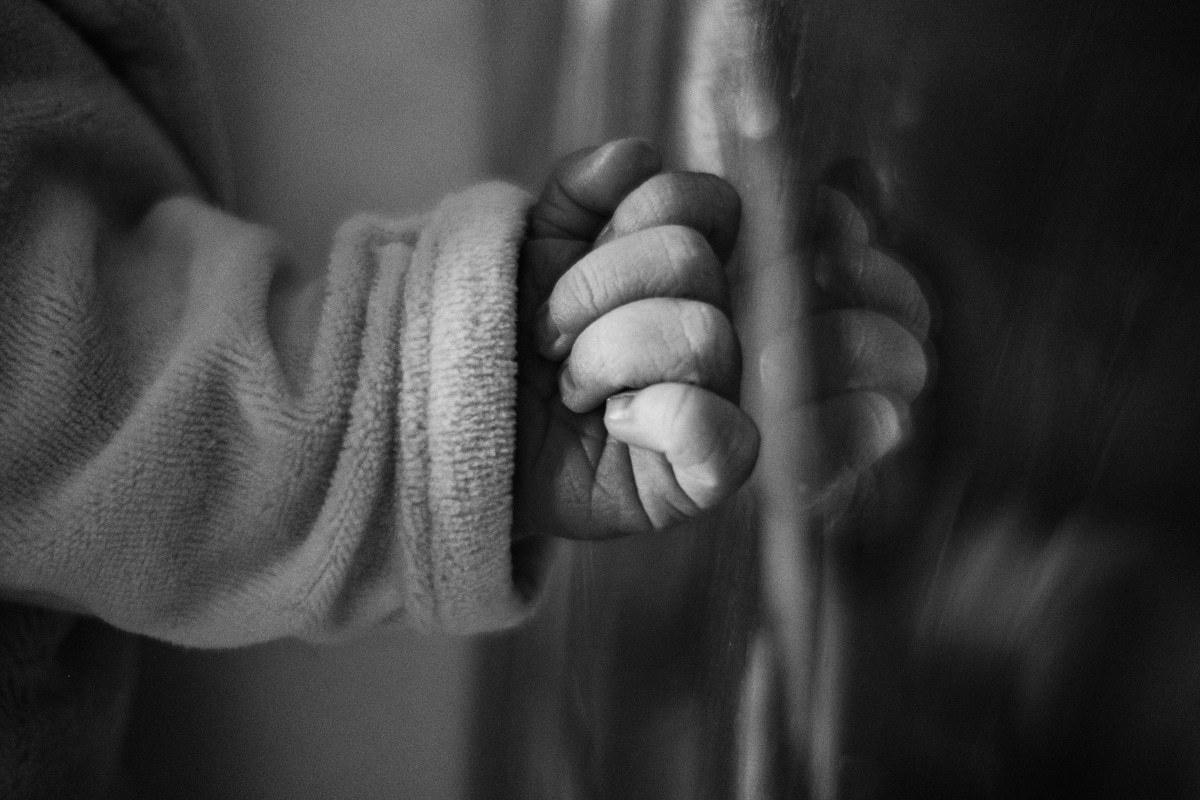 Reportage accouchement - Photographe de Maternité 22