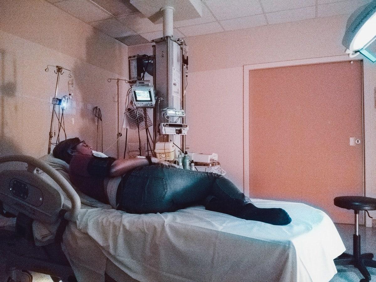 Reportage accouchement - Photographe de Maternité -