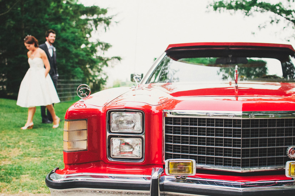 Comment choisir sa voiture de mariage ?  -