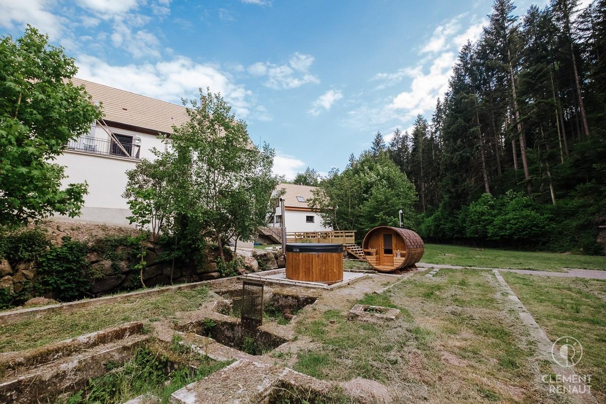 Jardins du Nideck - Mariage en Alsace